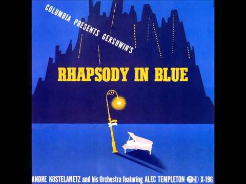 Rhapsody in Blue - George Gershwin (Richard Hayman-Slovak Philharmonic Orchestra)