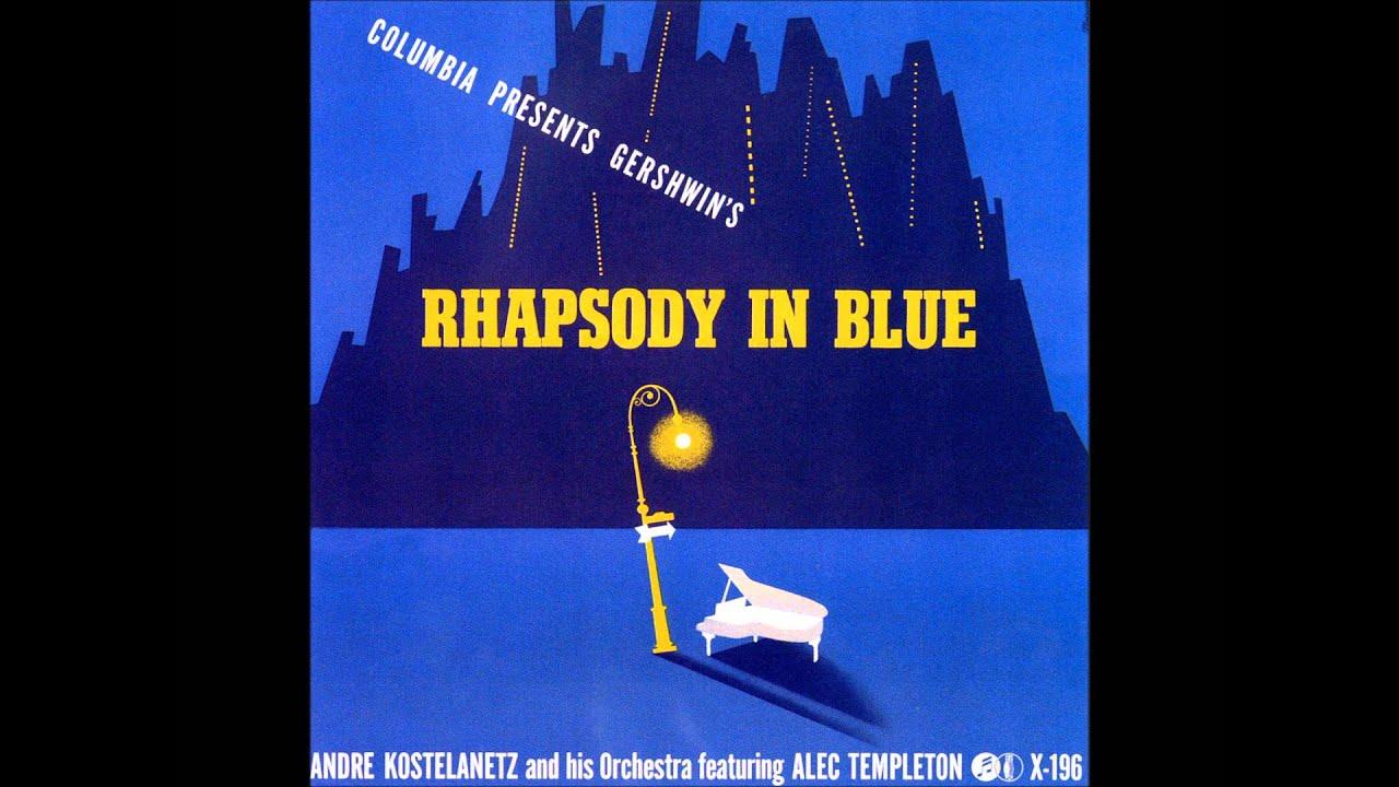 rhapsody in blue george gershwin richard hayman slovak. Black Bedroom Furniture Sets. Home Design Ideas