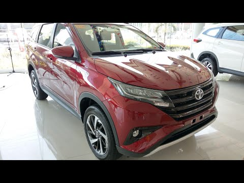 All New Toyota RUSH 1.5G AT - Features & Specs - Philippines