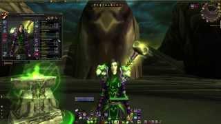 Warlock Green Fire Quest - Last boss made easy (6.0.2)