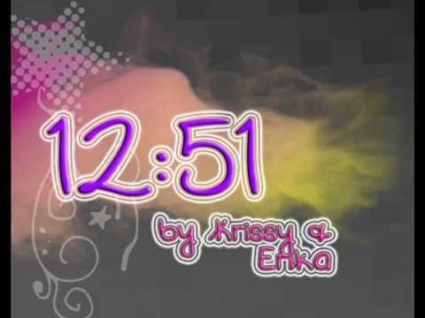 12 51  Krissy & Ericka w lyrics