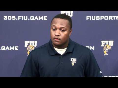FIU Defensive Tackle Josh Forney Press Conference ...