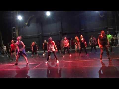 Street Dance - Helen Martin