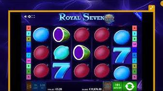 361 Royal Sevens GN  slot game by Gamomat #casino #slot #onlineslot #казино