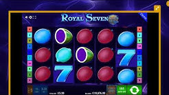 361 Royal Sevens GN  slot game by Gamomat #casino #slot #onlineslot #казино
