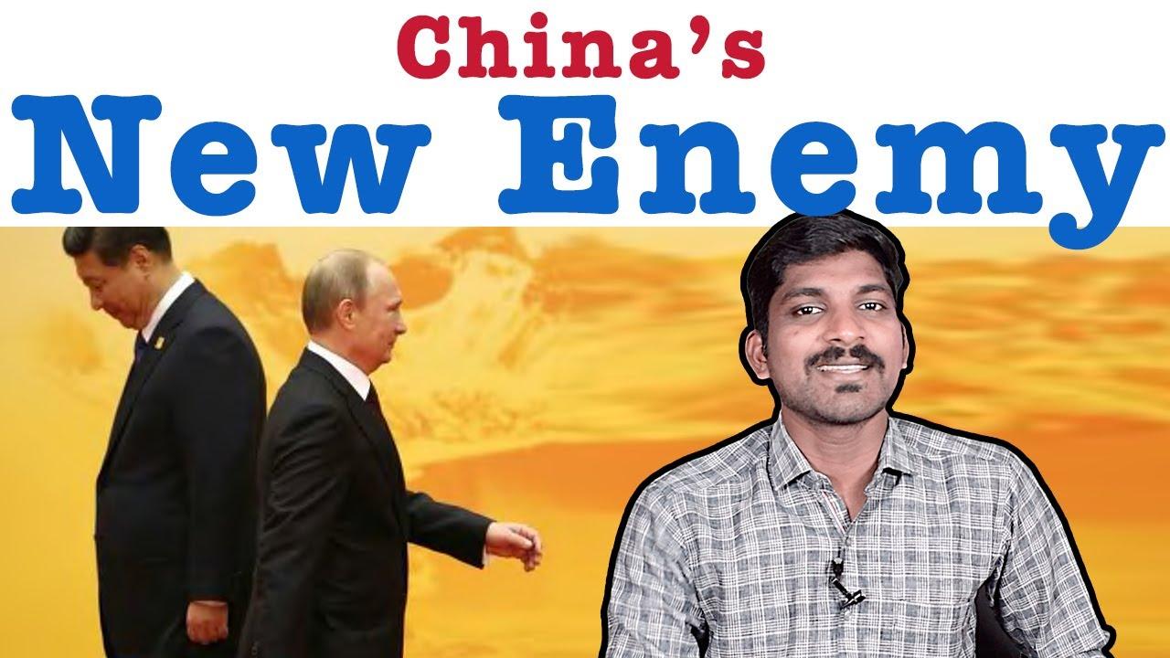 Twist in Geopolitics | China Against Russia | சீன ரஷ்யா உறவில் விரிசல் | Tamil Pokkisham | Vicky|TP