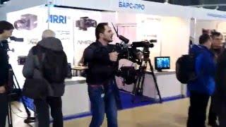 Электронный стедикам DJI Ronin с камерой ARRI Alexa Mini и поддержкой Came Kong (Tilta Armor Man)