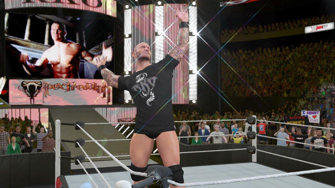 WWE 2K15: Randy Orton Entrance Video - IGN First