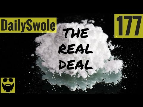 My Favorite RAW Supplements (AWESOME WORKOUTS!) | Daily Swole 177