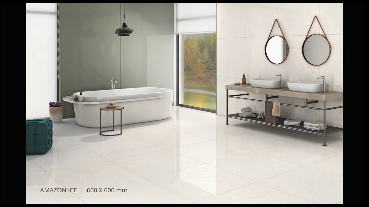 Double Charge Sst Vitrified Tiles Youtube