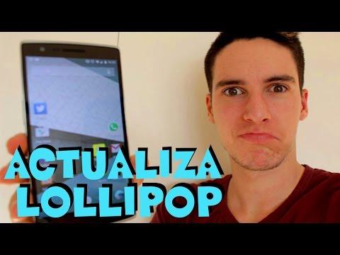 CyanogenMod 12 Oficial ! Actualiza a Lollipop pero YA!