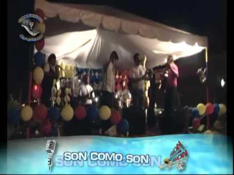 SON COMO SON, (EN VIVO OCTUBRE 2012) COVER