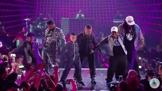 No Es Justo Live Zion y Lennox Ft. J Balvin Premios Juventud 2018.mp3
