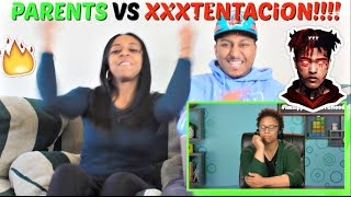 """PARENTS REACT TO XXXTENTACION"" REACTION!!!!"