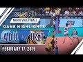 Download UAAP 81 MV: AdU vs. UST | Game Highlights | February 17, 2019