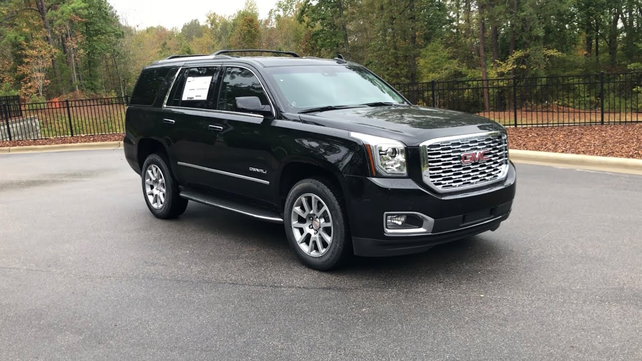 2020 Gmc Yukon Review Youtube