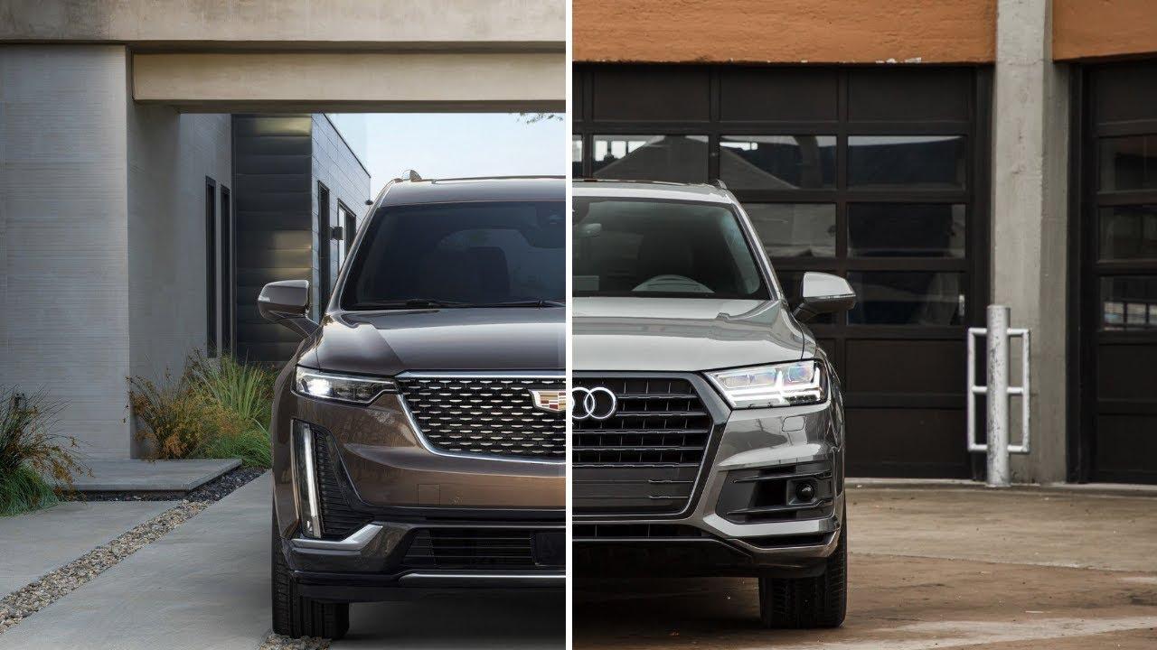 2020 Cadillac XT6 Vs. 2018 Audi Q7 - YouTube