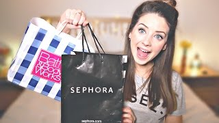America Haul | Sephora, Bath & Body Works & Sweets | Zoella