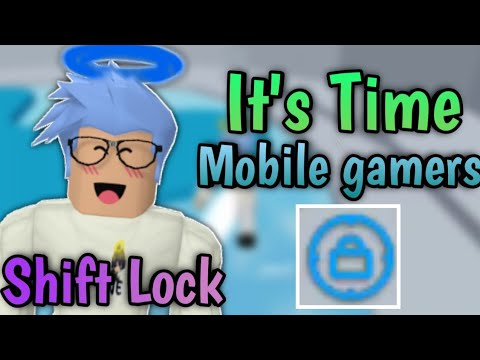 Mobile Has Shift Lock - Tower Of Hell