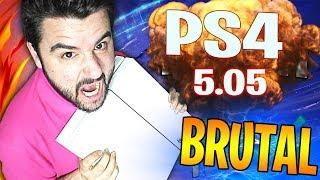 PS4 JAILBREAK 5.05 TUTORIAL COMPLETO-9BRITO9