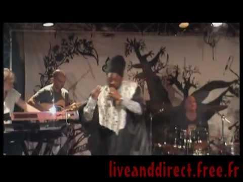 RAS SHILOH & THE MOON BAND - PARIS - NEW MORNING - 04/11/2011