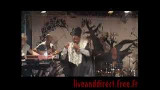 RAS SHILOH & THE MOON BAND - PARIS - NEW MORNING - 04/11/2011