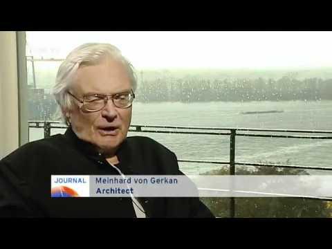 Meinhard von Gerkan, architect | Journal Interview