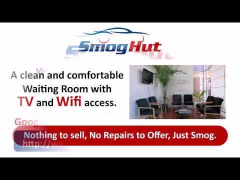 Smog Hut Star Smog Check San Jose