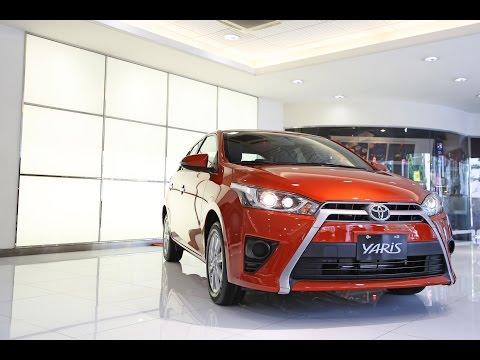 Toyota Yaris 新車預賞