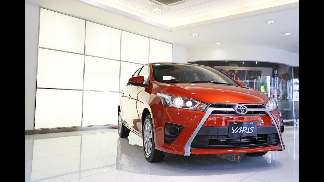 Toyota Yaris 新車預賞 - YouTube