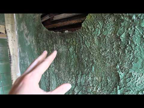 Haunt Ventures Ep. 43 - How to paint mouldy walls