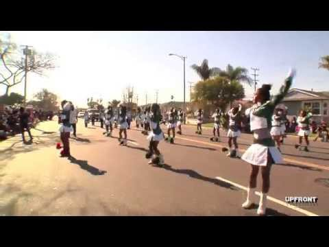 Audubon Middle School Performance at the Gardena MLK Parade by filmmaker Keith O'Derek