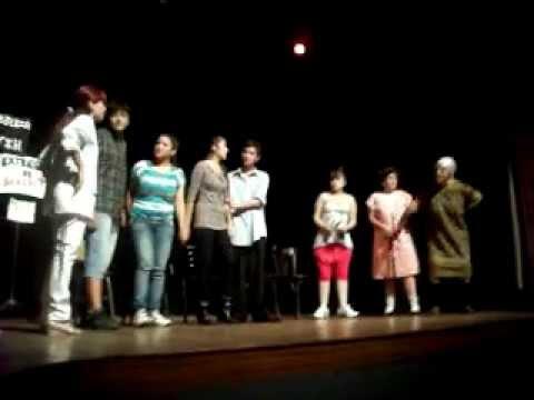 mal entendidos - obra de teatro -  red jovenes por la salud - sumate