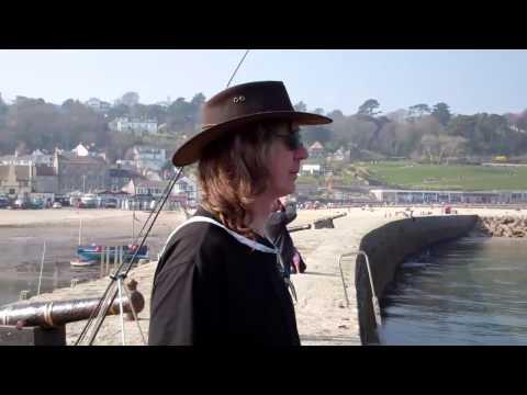 Lyme Regis - Sea Fishing March 2011