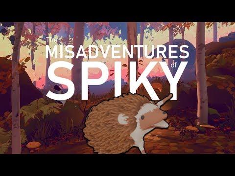 LITTLE HEDGEHOG, BIG DESTRUCTION | The Misadventures of Spiky