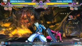 BlazBlue Continuum Shift Extend: Random 3v3 Team Tournament - Ragna vs Hazama