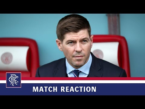 REACTION | Steven Gerrard | Hamilton 1-4 Rangers