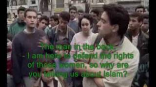 "So-called Algerian ""Islamists"" in the late 80"
