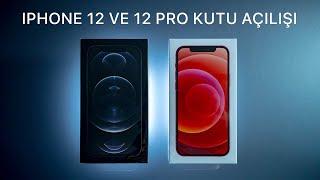 iPhone 12 ve 12 Pro Kutu Açılışı, MagSafe ve Kılıflar (Tamamen Türkçe)
