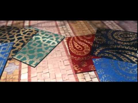 Collections - World Textiles - Eastern Delights