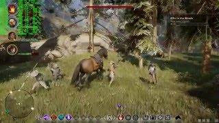 Dragon Age Inquisition (DAI) - Sapphire R9 Fury X - 1080p Ultra Gameplay Performance