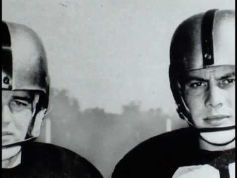 Doc Blanchard and Glenn Davis of West Point