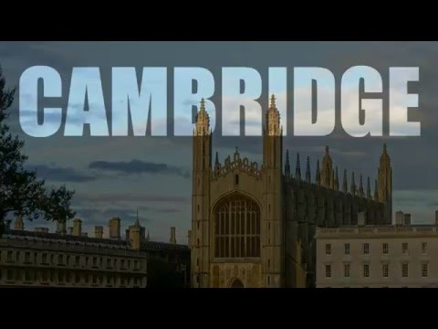 A day in Cambridge