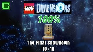 The Final Showdown   All Minikits / Rescue   Ghostbusters 2016 Story Pack   Lego Dimensions