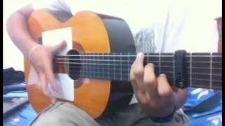 Club Africain - LC - Alerta --- Yallah Mouihbi - ( Guitar Tutorial )