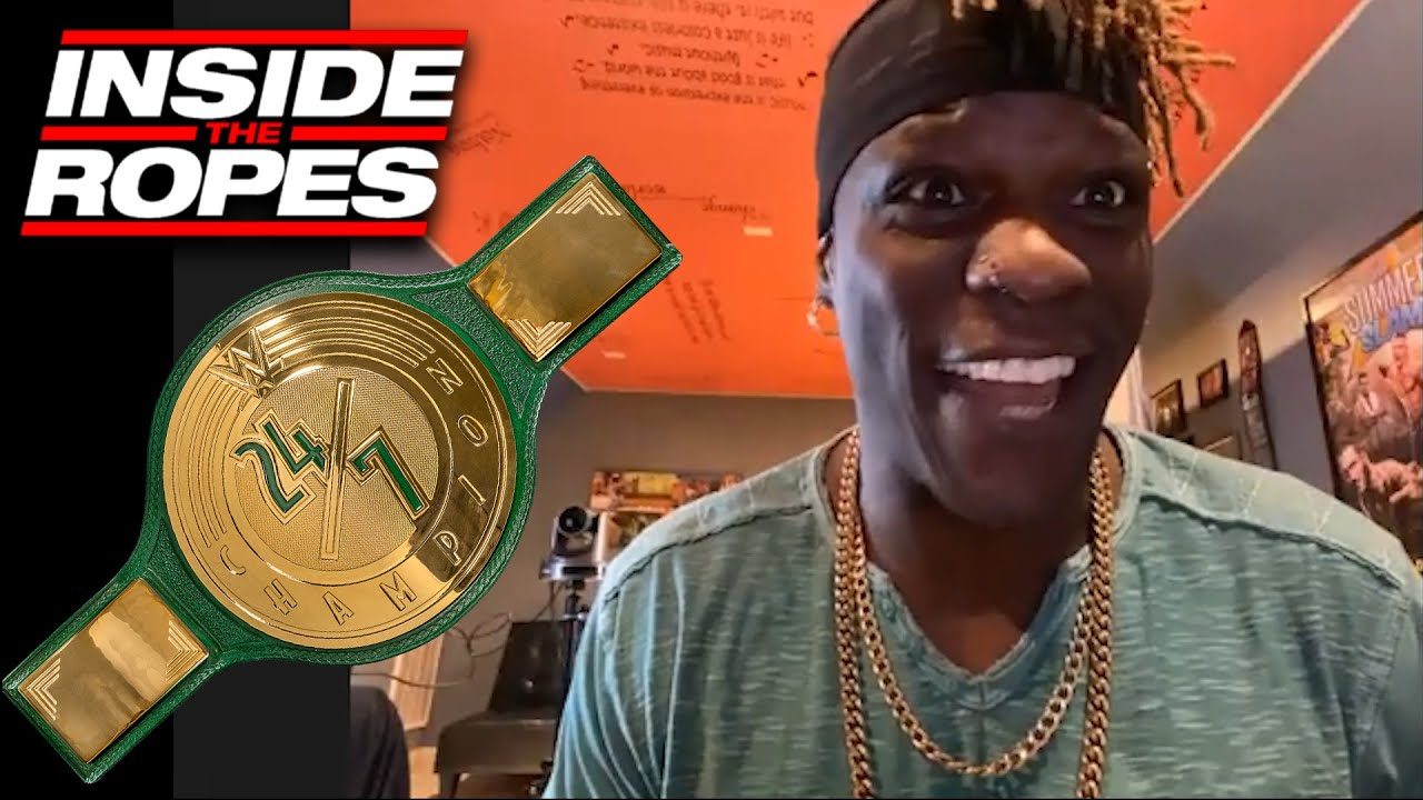 R-Truth On Popping Brock Lesnar, Working With The Rock, Keith Lee Potential & More