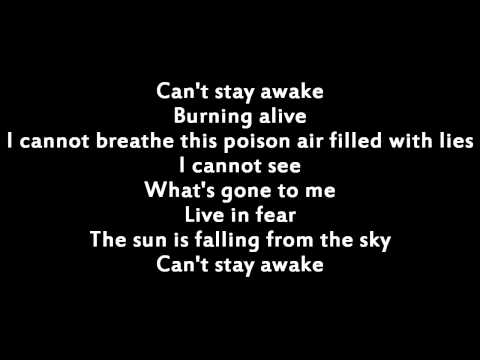 Combichrist - Throat Full of Glass (Lyrics)