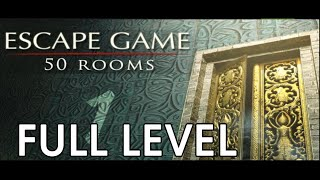 Escape Game 50 Rooms 1 Walkthrough - Full Level - Level 1 To 50  Buscoldapp