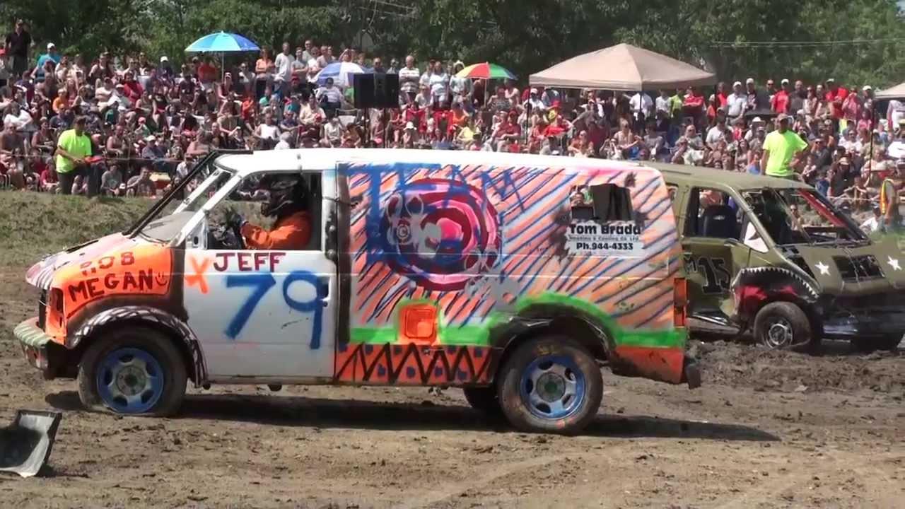 Derby Car Paint Schemes