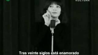 Sous Le Ciel De Paris subtitulado en español - Juliette Greco Pucca_Desire arelilebrije